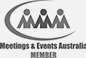 Membership Badge Meetings & Events Australia