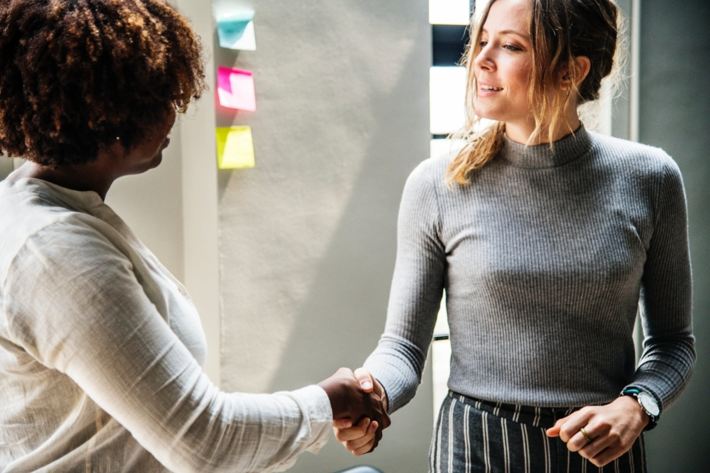 Human touch at Business Events