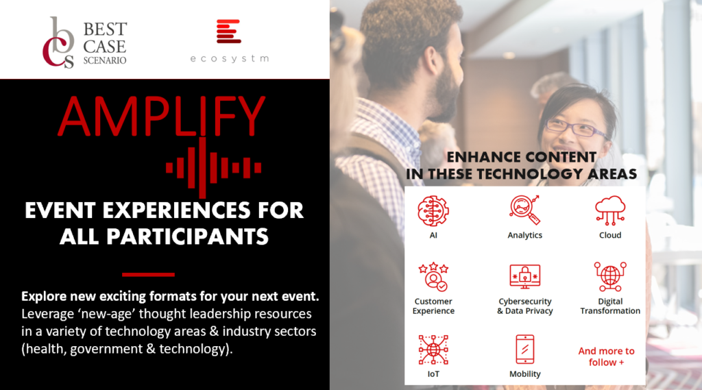 Amplify Event Experiences