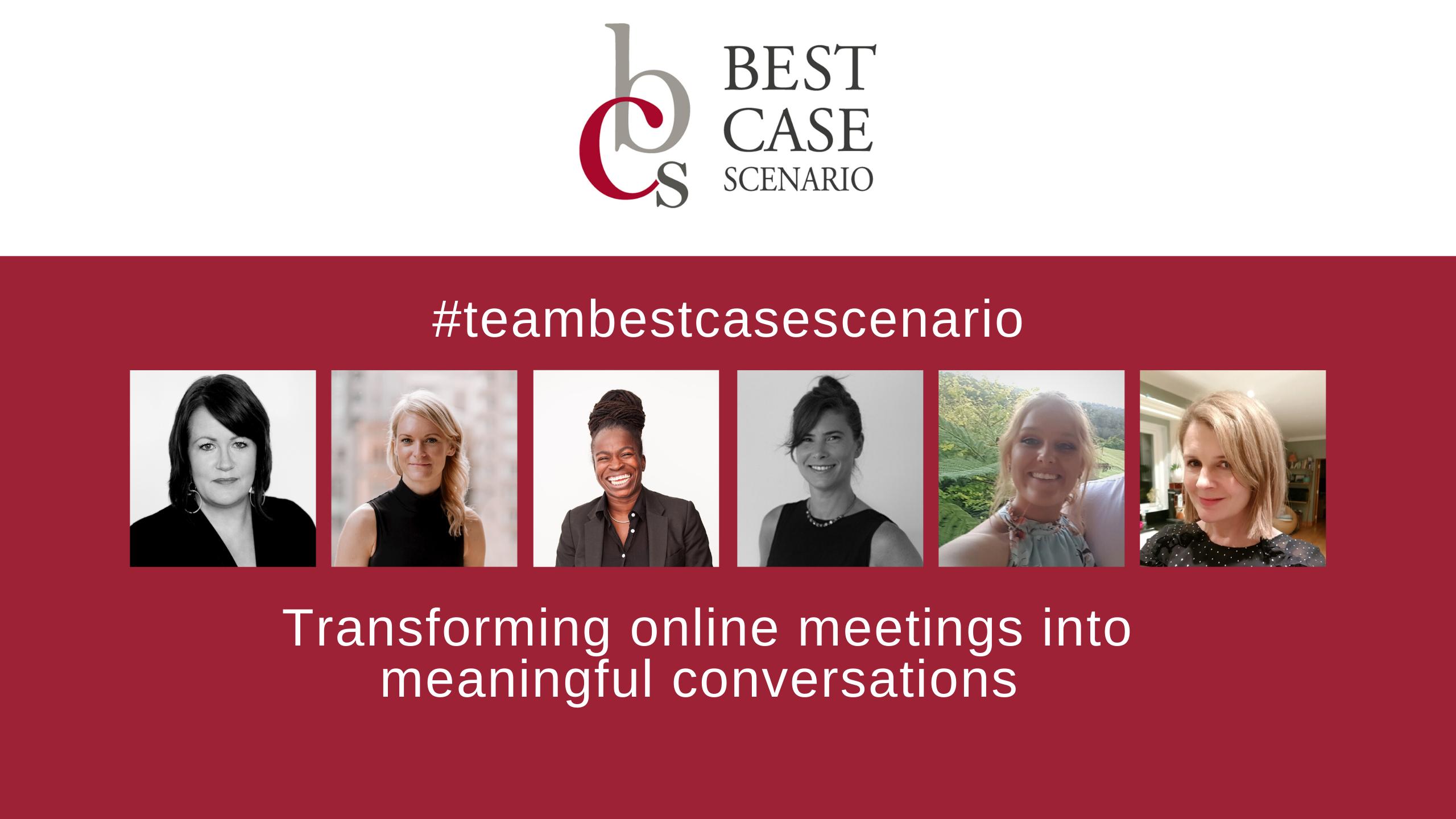 Team Best Case Scenario Event Management
