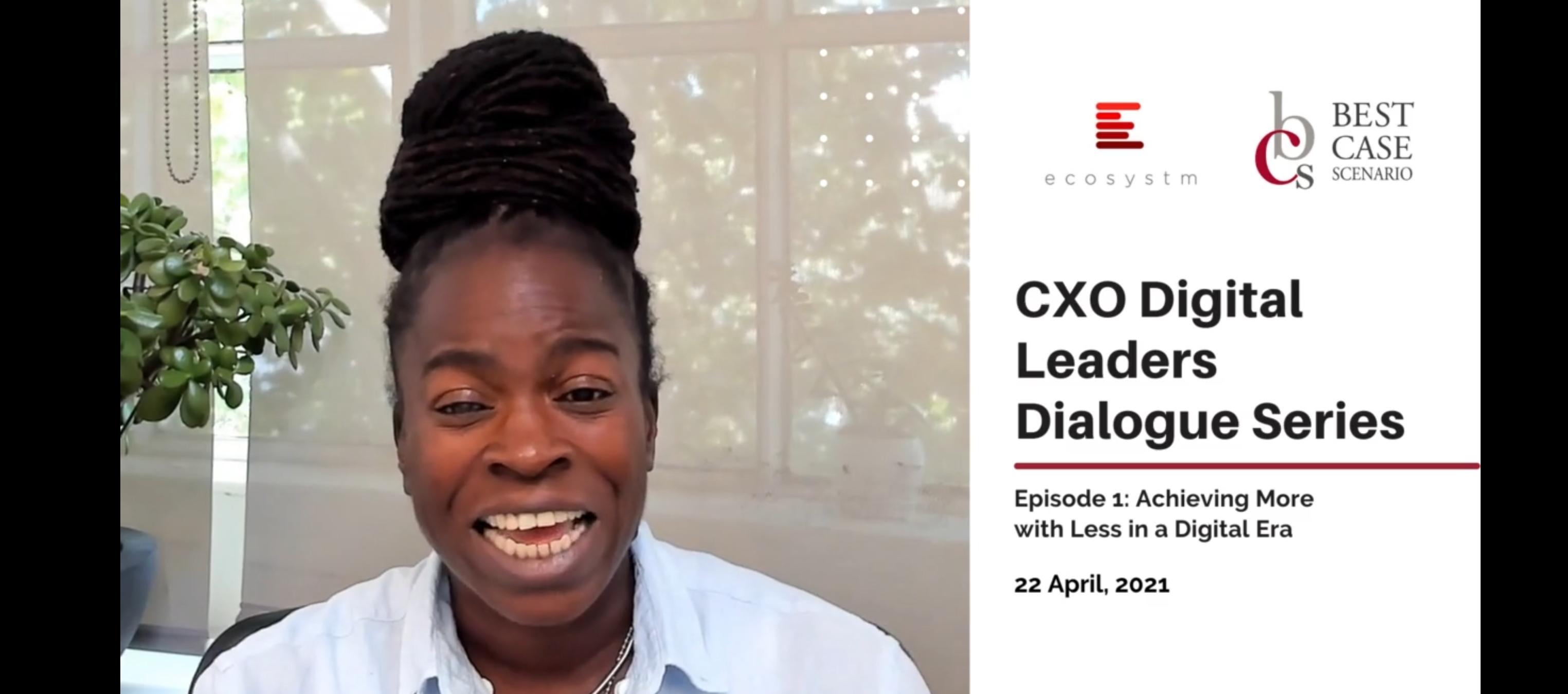 CXO Digital Leaders Dialogue Launch